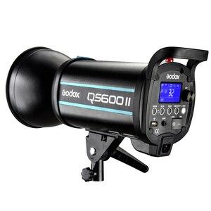Image 4 - 3x Godox QS400II/QS600II/QS800II/QS1200II 2.4 グラムワイヤレス X1T トランスミッタスタジオストロボフラッシュライトセットソフトボックス照明キット