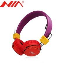 Original X2 NIA Auriculares Bluetooth Estéreo de Auriculares Inalámbricos Auriculares con Micrófono