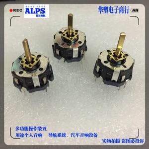 ALPS RKJXT1F многонаправленный клавишный переключатель с поворотным кодером 4 в плюс кнопочный переключатель 15 позиционирования номер ручка дли...