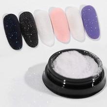 2g Nail Glitter Powder Shiny Sugar Sandy Candy Nail