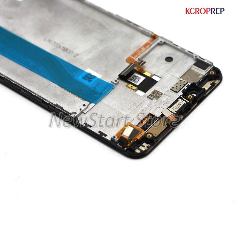"""Image 5 - Для ASUS Zenfone 3S Max ZC521TL ЖК дисплей кодирующий преобразователь сенсорного экрана в сборе 100% новый 5,2 """"для ASUS Zenfone 3S Max X00GD LCDЭкраны для мобильных телефонов   -"""