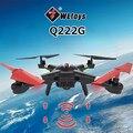 Wltoys q222g (q222-g) câmera fpv 720 p pressão de ar pairando conjunto de alta rc quadcopter rtf