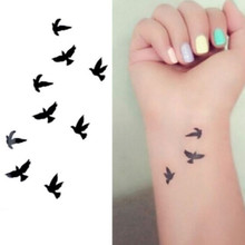 Buy dove tattoos and get free shipping on aliexpress 2017 new waterproof temporary tattoo stickers hand made stationery sticker adesivos handmade sticker dove of peace voltagebd Images
