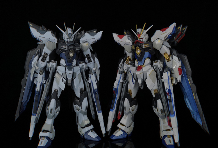 Metal Gear MC Muscle Bear Models Destiny GundamInactivated Mode