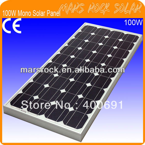 100W 18V Mono PV Module with 36 Cells, Nice Appearance, 80% Power Output Warranty within 25 years, Long Lifecycle, Promotion!!! набор bosch ножовка gsa 18v 32 0 601 6a8 102 адаптер gaa 18v 24