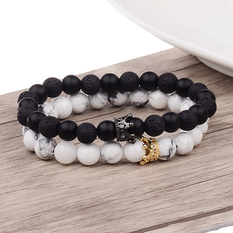 King Couple Bracelets 1