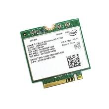 Для трехдиапазонное Беспроводной постоянного/переменного Intel 17265 802.11ad 80211.ac 4,7 Гбит/с 867 Мбит/с NGFF M2 двухдиапазонный Wi-2x2 AC BT4.0 Беспроводной карты