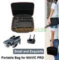 Handheld Storage Bag Portable Suitcase Carrying Case Backpack for DJI MAVIC PRO