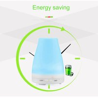 Essential Oil Diffuser 100ml Aroma Essential Oil Cool Mist Humidifier Maker 7 Color LED Lights Changing