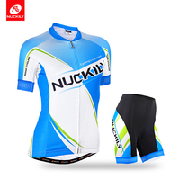 Nuckily Summer Women S High Quality Coolmax SS Jersey And Sublimation Short Match With MenMA018MB018 For
