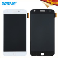 AAA New Black White For Motorola Moto Z Play Droid XT1635 LCD Display Touch Screen Digitizer