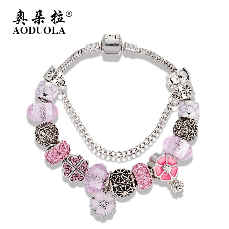 Gl Beads Bracelets Bangles Fashion
