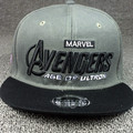 2015 marvel avengers embroidery bone snapback cartoon Iron man baseball cap Captain America gorras planas chapeusfor women men