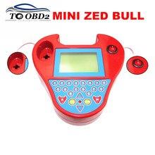 Умная версия высокоскоростная Мини Zed Bull V508 Многоязычная поддержка нескольких автомобилей ключ клон ZedBull автоматический ключ программист Zed-Bull