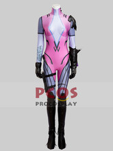 O v e r w a t c h Widowmaker Cosplay Costume & head accessories mp003374(China)