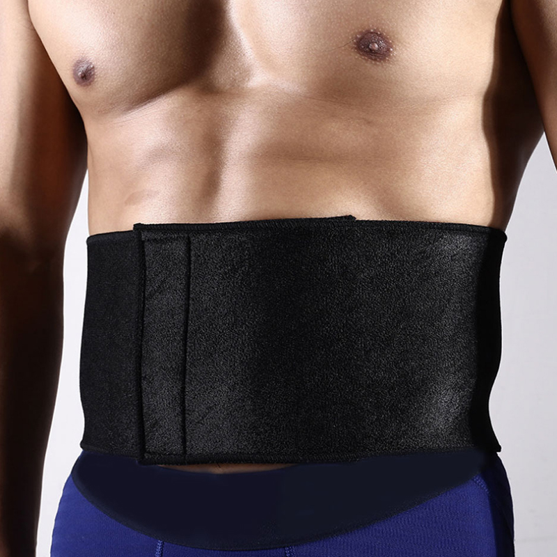 Health Care Waist Bodybuilding Belly for Men Women Brace Protector Breathable Neoprene Elastic Back Lumbar Support Belt Corset