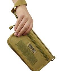 Seibertron التكتيكية حقيبة متعددة الوظائف حقيبة يد محفظة اليدوية محفظة حقيبة حافظة للبطاقات لقطع الغيار الهاتف المحمول للماء