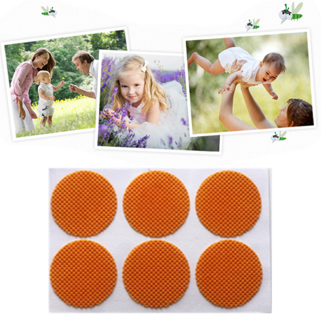 180patch 3bags Mosquito Repellent Mosquito Killer Patch Anti
