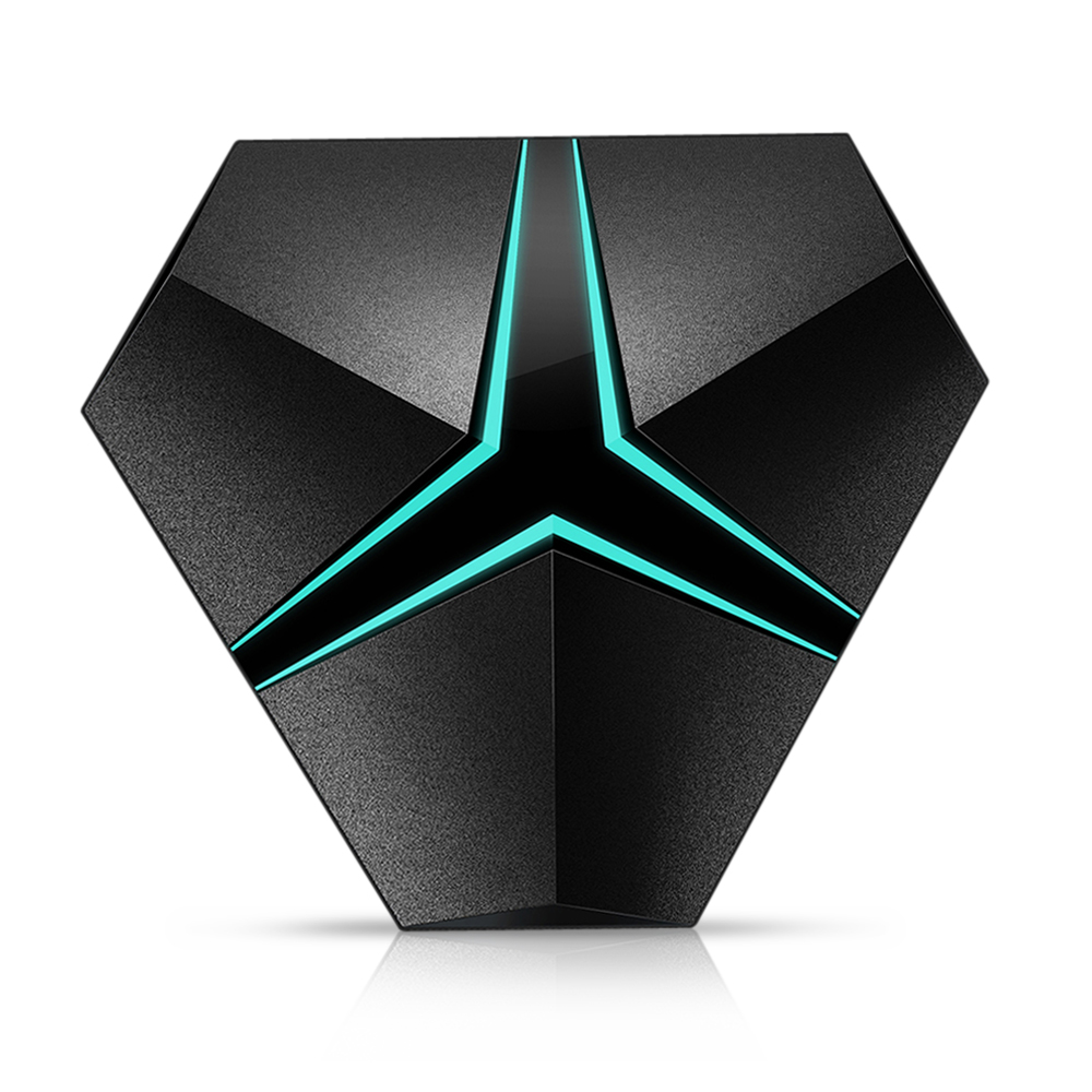 Magicsee Ferro + TV BOX Amlogic S912 Octa Core 4 K HD Android 7.1 Set Top Box 3G DDR4 RAM 32G ROM 5G Wifi OTA 1000 M BT4.1 Intelligente Box