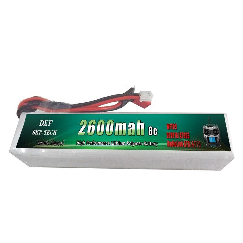 2017 1pcs DXF Fire Bull Power Rc lipo Battery 11.1v 2600mAh 8C 3S 3PK Transmitte battery for RC E-SKY GT2 GT3B Transmitter new battery for trimble gps juno sb sa sc sd battery 3 7v 2600mah