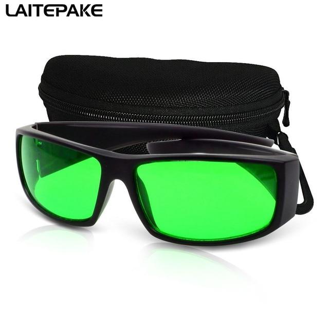 ab7906e410 Professional LED Grow Room Glasses UV Polarizing Goggles for Grow Tent  Greenhouse Hydroponics Plant Light Eye Protect Glasses