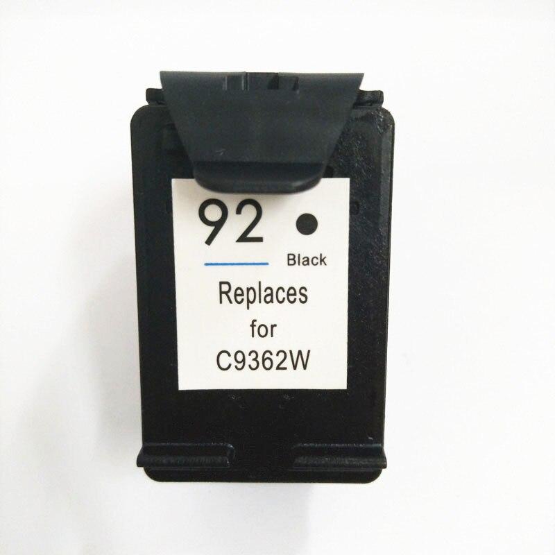 אוזניות ודיבוריות BlueTooth Vilaxh 92 החלפה תואמת דיו עבור HP Deskjet 92 עבור C3140 C3150 C3180 C3190 5440 5442 5443 PSC D4160 1507 1510 (1)