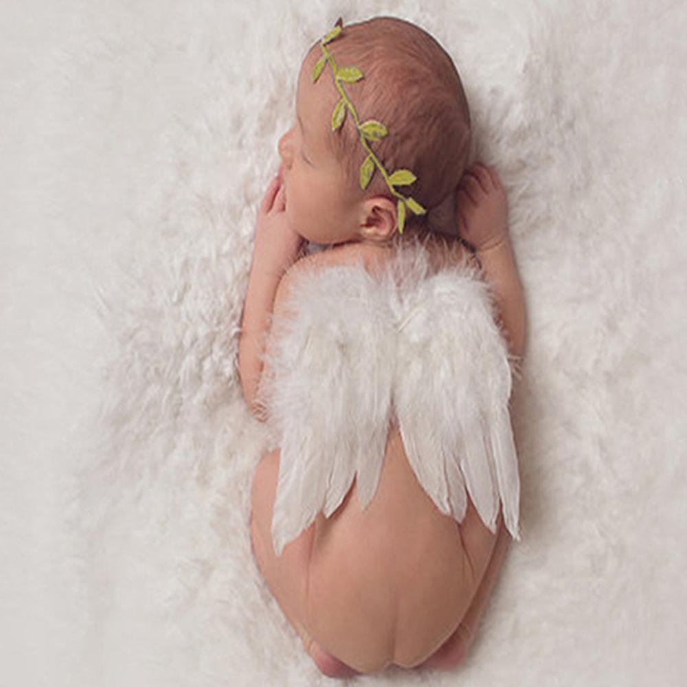 Nouveau-né bébé mignon Crochet tricot Costume Prop tenues Photo photographie bébé chapeau Photo accessoires nouveau-né bébé filles mignon tenue 0-12 M