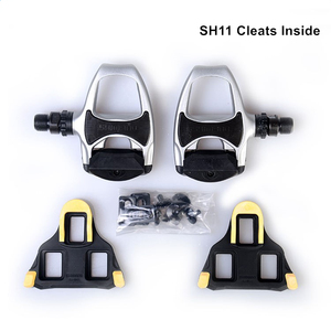 Image 4 - PD R540 Bike Pedals Self Locking SPD Pedals Components Using  Road Bike Parts