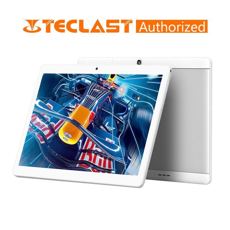 Teclast 10.1 pouces X10 3G téléphone appel tablette 1280*800 MTK 6580 Quad Core Android 6.0 1GB RAM 16GB ROM tablettes PC GPS double caméra