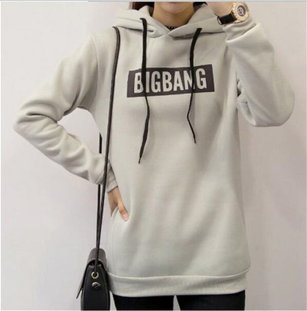 BIGBANG COAT HOODIE (3 COLORS)