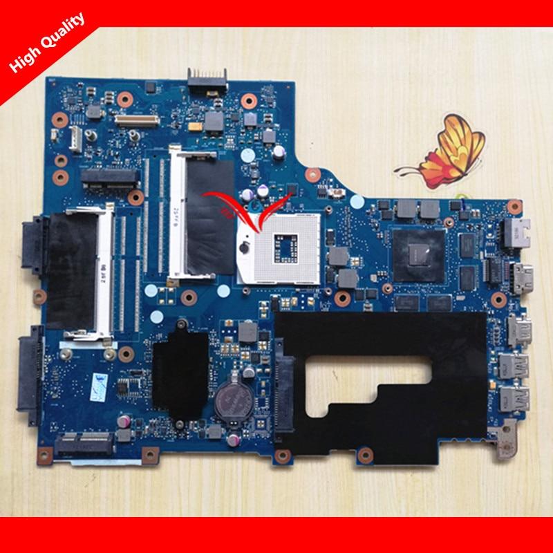 NBRYN11001 NB.RYN11.001 For ACER Aspire V3-771G VA70/VG70 REV2.1 PGA989 DDR3 2PCS memory slot GT630M Fully tested