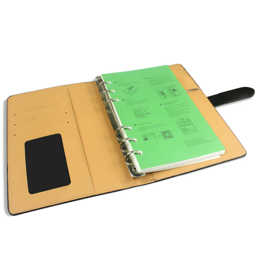 NEWYES Smart Herbruikbare Uitwisbare Notebook A6 Papier Wirebound Notebook Cloud Flash Opslag Voor School Kantoorbenodigdheden AppConnection