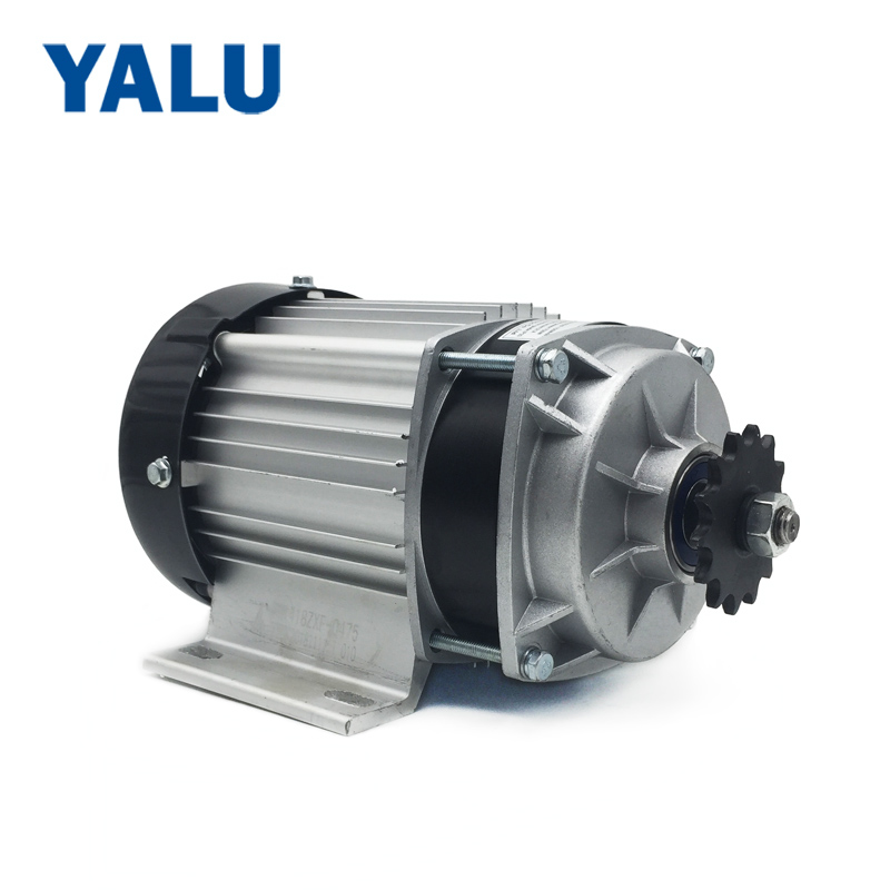 цена BM1418ZXF 750W BLDC Tricycle 48V 60V Electric Rickshaw Brushless DC Motor for Electric Tricycle Gear Decelerating Engine