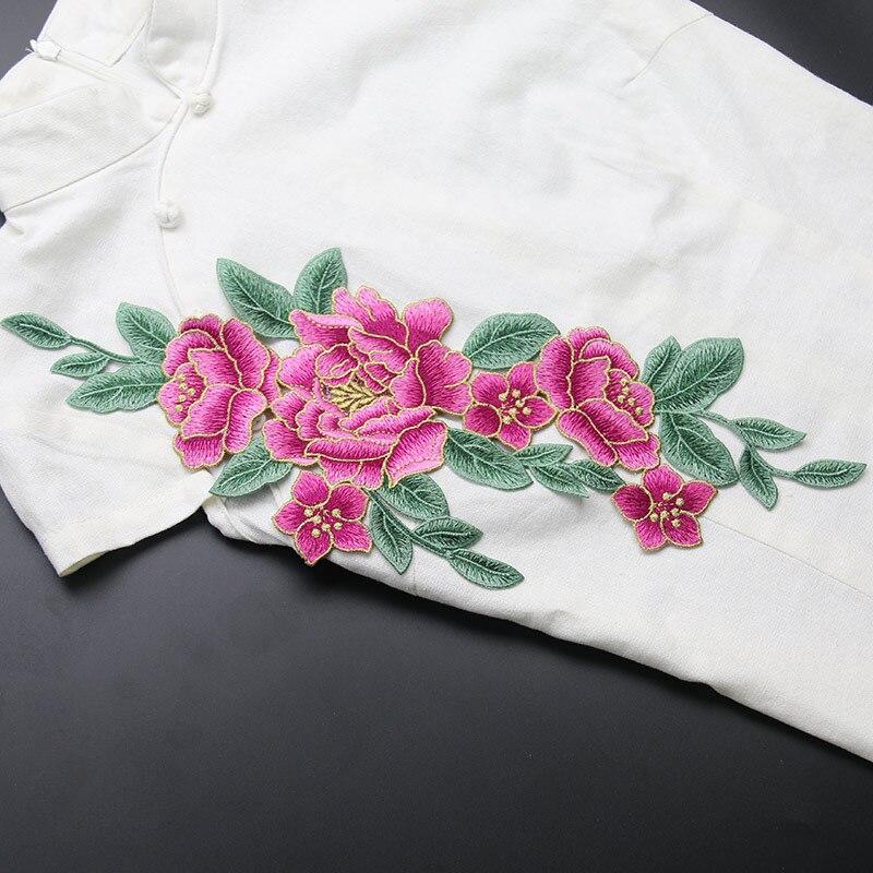 3317036cd ᗗNova alta qualidade patches bordados para roupas