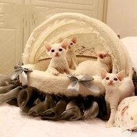 Подушка кровать высокое качество кошки собаки уютные коврики Путешествия Дом товары для животных забор кровать роскошные камас Para Cachorro Жив