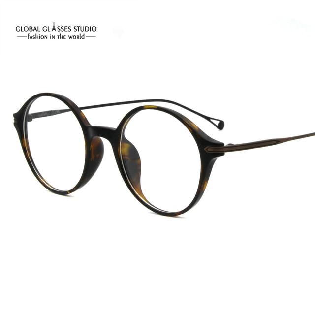 b4eb1416fc New Simple Women Men design Frame Glasses TR90 Frames Eyeglasses Optical  Eyewear K1819-52