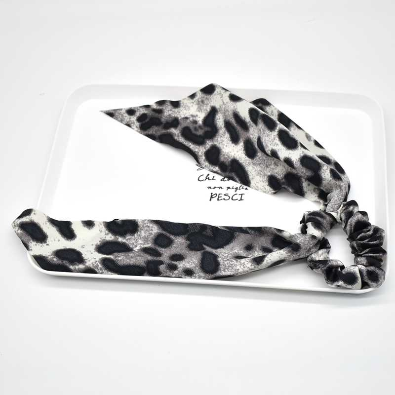 Vintage Frauen Headwear Turban DIY Bogen Streamer Haarband Band Haar Krawatten Schachtelhalm Krawatten Kopf Wrap Haar Zubehör
