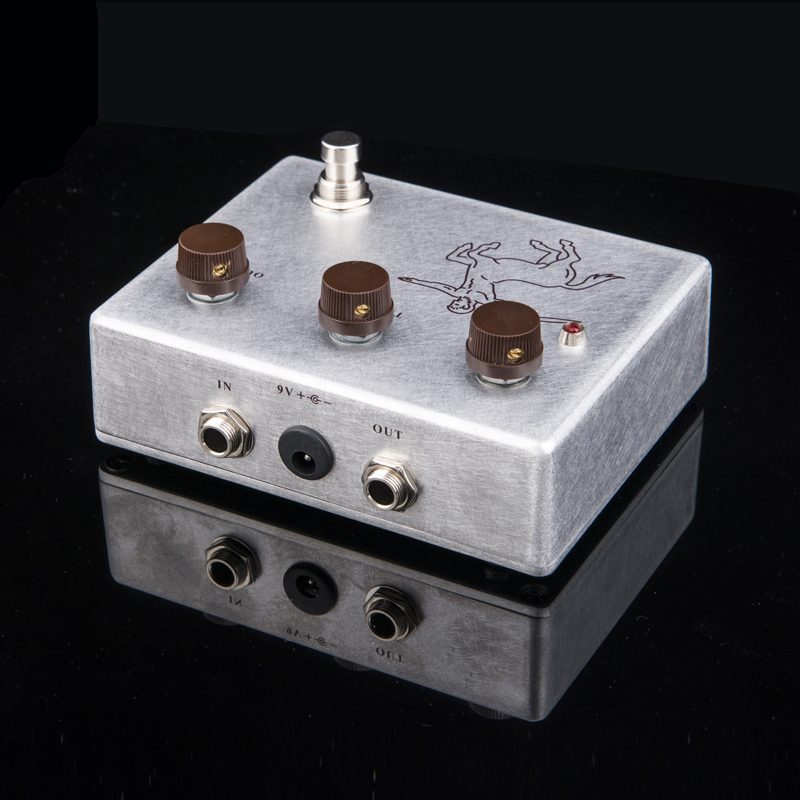 K KLON Overdrive Guitar Pedal Professional Overdrive Beautiful Classic Guitar
