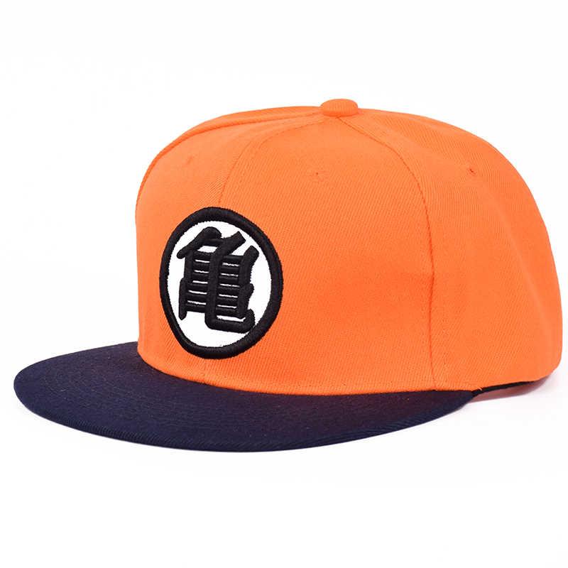 146d42067f598 ... Pump Queen 2018 New Dragon Ball Z Goku Snapback Caps Cool Hat Adult  Letter Baseball Cap ...