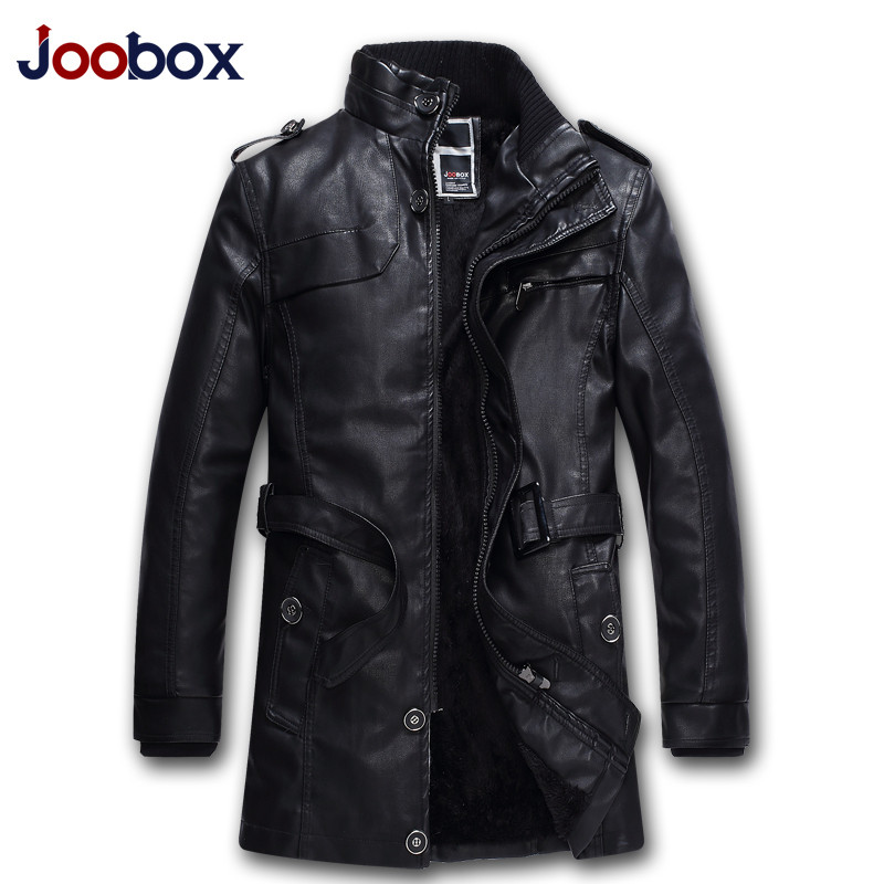 Popular Leather Military Jacket Men-Buy Cheap Leather Military