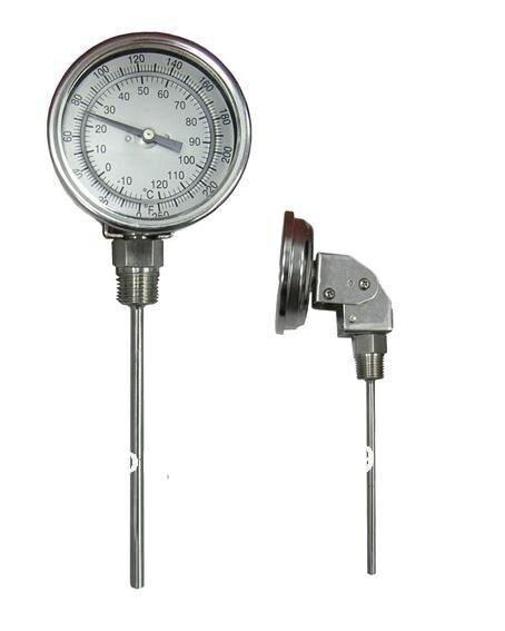 ₩Промышленные биметаллический термометр с ...