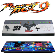 Arcade Controller Buttons Joysticks with Jamma Mutli Game Board 1500 in 1 Pandora Box 9 for 2019 ken arcade joysticks game controller for computer game street fighters