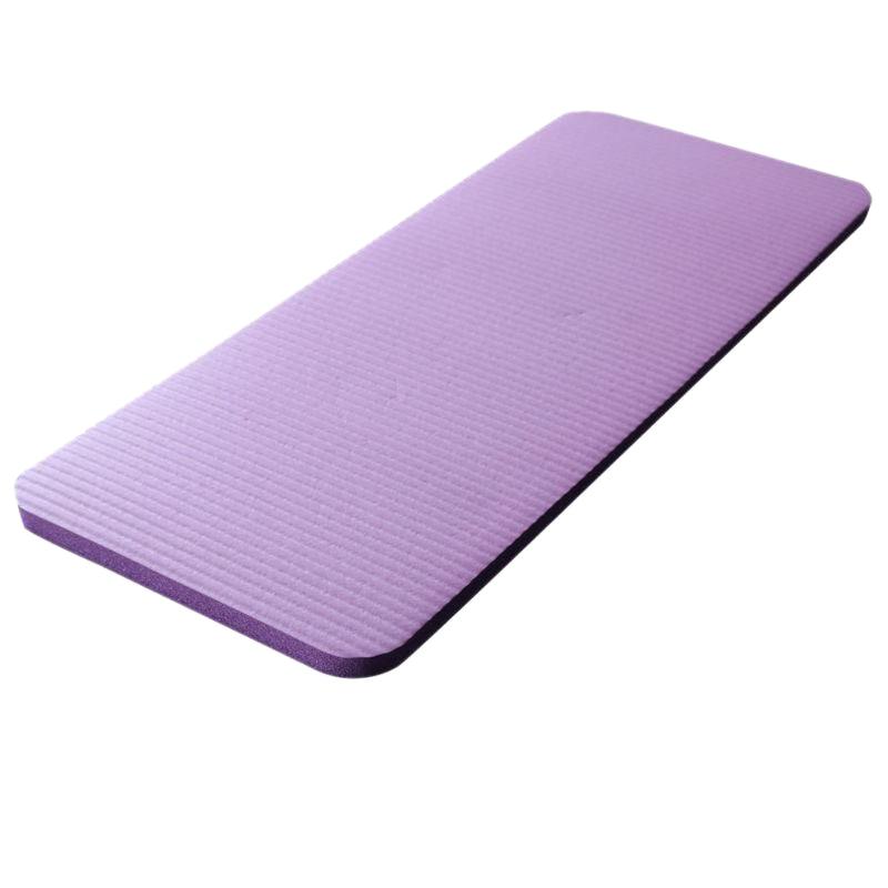 Yoga Knee Pad 15Mm Yoga Mat Large Thick Pilates Exercise Fitness Pilates Workout Mat Non Slip Camping Mats