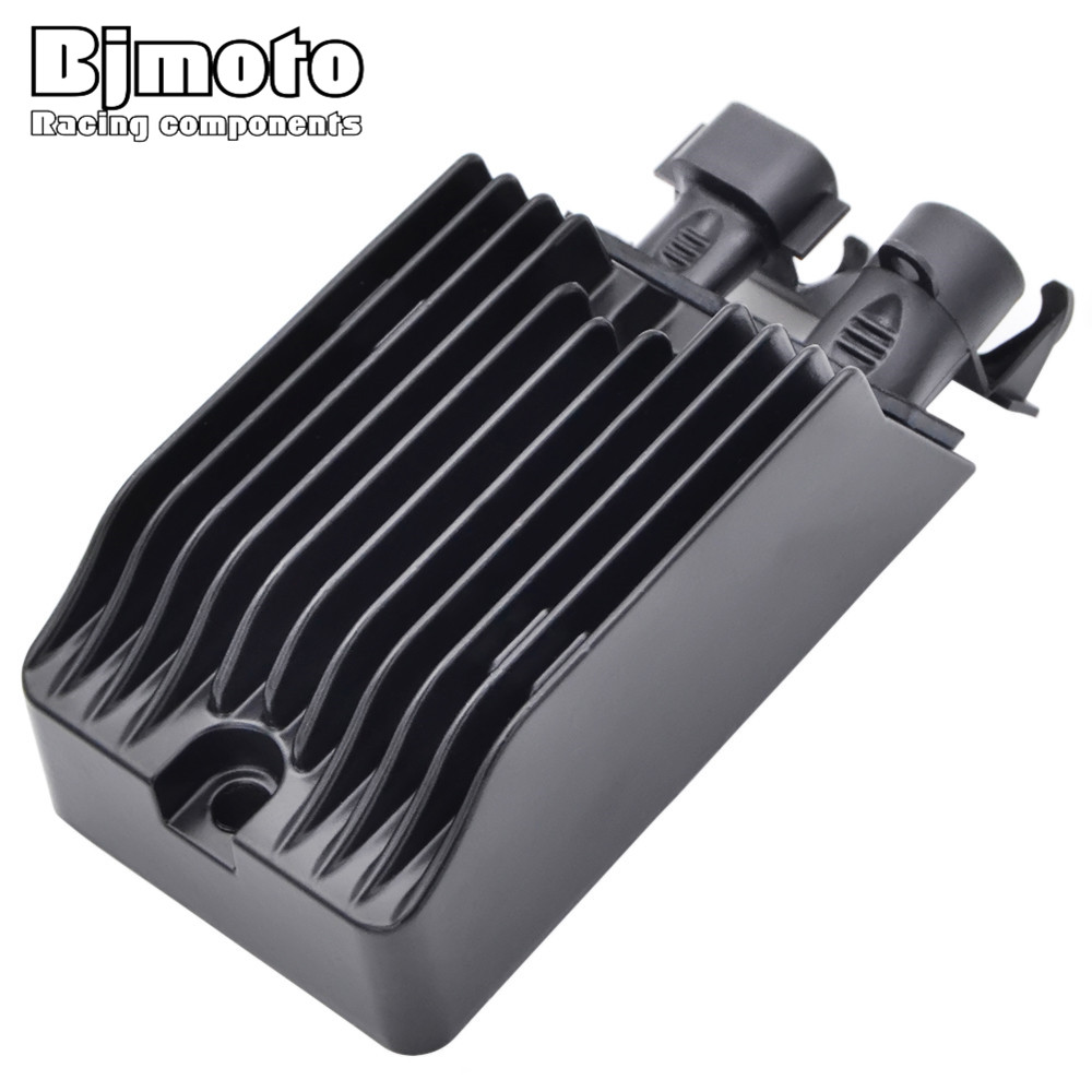 Bjmoto Motorbike 12V Voltage regulator rectifier For Harley Davidson XL 883 Sportster Davidson XL 1200X X48 2014 2015 2016 bjmoto 2x motorbike saddlebags pu leather swingarm bag saddle bags side tool bags storage for harley sportster