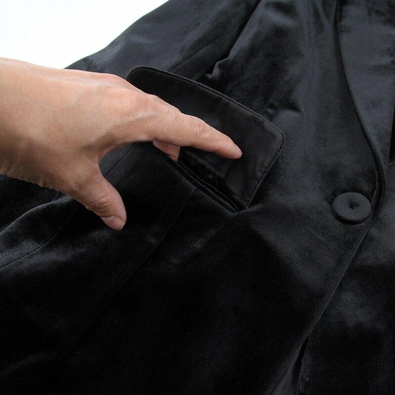 Deux Femmes Slim Tempérament 1 Unie Mince De Ensembles Coréenne Plus Ensemble Taille Couleur Tweed 2019 La Nouveau Costume Tenue Version Pièces wT5qSRE