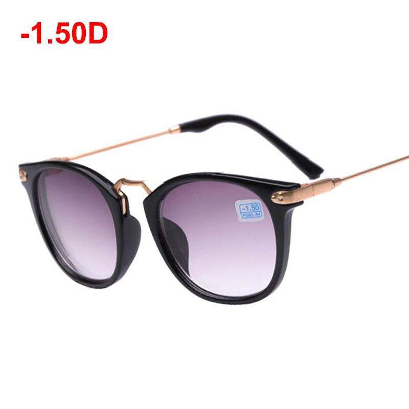c42b72f92b75f LongKeeper Terminou Óculos de Proteção Óculos de Sol 2 em 1 Moda Miopia  Quadro lente de 100 400 Graus Óculos De Sol 1 1.5 2 2.5 3 3.5 4 em Óculos  de sol de ...