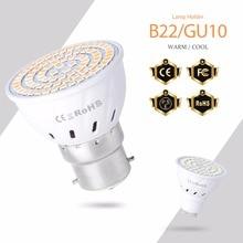 220V Lampada Led MR16 Corn Bulb E27 E14 Lamp SMD2835 GU10 Light for Home B22 Power Watt 4W 6W 8W Ultra Bright Spotlight