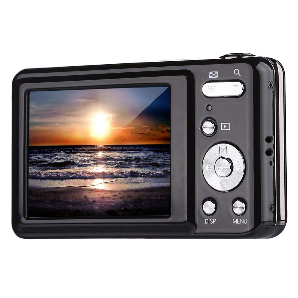 24MP enregistrement vidéo coloré en plein air haute définition Photo cadeaux Compact optique Zoom détection de visage Portable enfants appareil Photo numérique