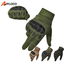 Купить с кэшбэком Touch Screen Tactical Gloves Army Military Combat Airsoft Outdoor Climbing Hiking Mittens Shooting Paintball Full Finger Gloves