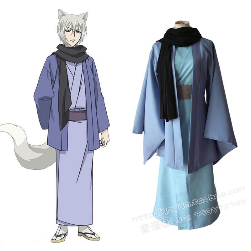 tomoe cosplay costumes kimono anime kamisama love clothes